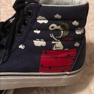 Vans Shoes - Peanuts by Schulz Vans skateboard shoe